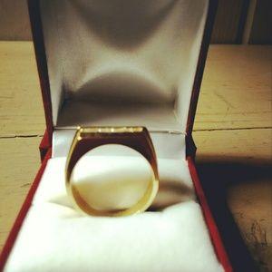 no brand Other - SALE-14K VVS men's diamonds ring